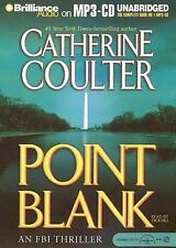Point Blank by Catherine Coulter (2005, CD, Unabridged) MP3