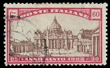 "ITALY B23 (Mi209) - Holy Year Extension ""St. Peter's Basilica"" (pf97453) $37.50"