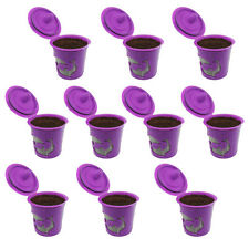 10-pack Keurig 2.0 K-cups Refillable Reusable K-cup Filter for Kuerig Brewers