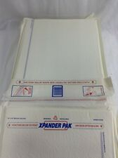 Foam Padded Mailing Envelopes Lot Of 5 Xpander Pack 14 X 19 Reusable Mailers