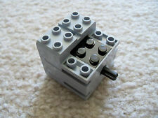 LEGO - Technic - Light Bluish Gray Electric, Motor 9V - Tested/Works