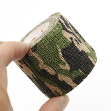 Bandage Wraps Elastic Adhesive First Aid Tape Camouflage Waterproof Kinesiology*