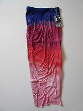 NWT Young Fabulous & Broke Kit in Purple Rainbow Asymmetrical Wrap Maxi Skirt S