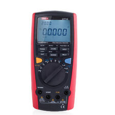 UNI-T UT71D True RMS Auto Data Log Digital Multimeter AC DC Volt Ohm Cap Tester