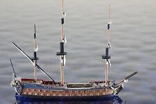 Monarque (74 K Linienschiff) Hersteller Aquarius 2130,1:1250 Schiffsmodell