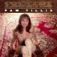 "PAM TILLIS - ""PAM TILLIES - RCA COUNTRY LEGENDS"" - ARISTA / BMG HERITAGE CD (200"
