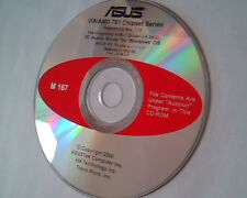 CD ASUS VIA/AMD 761 Chipset Series Support Rev.7.12 Integrated 4-in-1 Driver