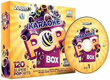 Zoom KARAOKE POP BOX 1