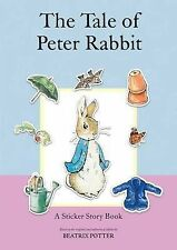 The Tale of Peter Rabbit: A Sticker Story Book by Beatrix Potter