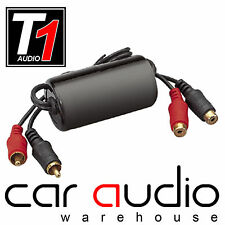 T1 Audio T1-615 Car DJ Amplifier Amp RCA Ground Loop Isolator Noise Hum Filter