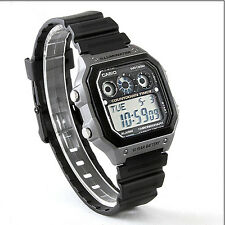 Casio Herrenuhr AE-1300WH-8AVEF Digital Multifunktion