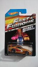 HOT WHEELS FAST AND FURIOUS '94 TOYOTA SUPRA 2/8 NEW