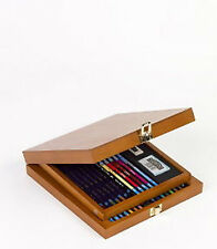 Derwent Watercolour Collection Wooden Box