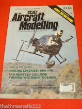 SCALE AIRCRAFT MODELLING - HUGHES 360-500 CAYUSE - OCT 1993