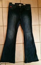 Lee Cooper Ladies Fit & Flare Size 12 Stretch Jeans EUC