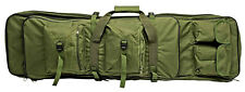 "M4 33"" Green Rifle Gun Case Bag Tactical Hunting Air Target Range Airsoft PB250G"