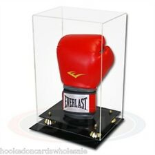 1 BCW Single Boxing Glove Vertical Display Case Holder