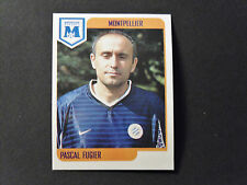 246 PASCAL FUGIER SC MONTPELLIER MHSC MOSSON PANINI FOOT 2002 FOOTBALL 2001 2002