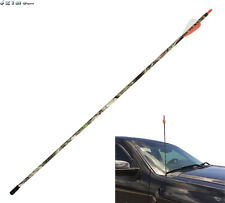 Camouflage Arrow Antenna Mast DoubleTake Archery for Truck Car Suv's