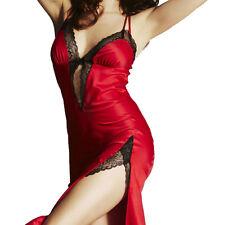 Women's Lace Babydoll Lingerie Sleepwear Sexy Nightwear  Underwear Dress