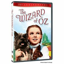 The Wizard of Oz (DVD, 2013, 2-Disc Set)75th Anniv (NEW/SEALED -