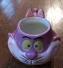 Disney Parks Cheshire Cat Alice In Wonderland 12oz Coffee Mug