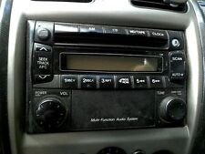 01 02 03 MAZDA PROTEGE AM FM CD PLAYER RADIO