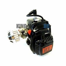 King Motor REV 4 Bolt 30.5cc Engine w/Air Filter Fits HPI Baja 5B 5T CY LOSI FG