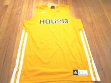 ADIDAS NBA UNIFIED SPORTS BASKETBALL GAME SPECIAL OLYMPICS ALL-STAR 13 JERSEY L