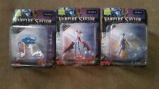 Vampire Savior Lilith Felicia Q-BEE SR Super Real Figure Series TYC Series 1-2