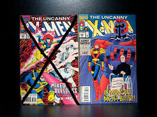 COMICS: Marvel: Uncanny X-men #309 (1990s) - RARE (wolverine/thor/spiderman)