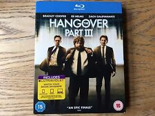 Hangover Part 3 Blu Ray DVD! Look In The Shop!