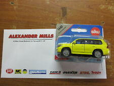 SIKU 1440 TOYOTA LANDCRUISER CAR REPLICA DIECAST MODEL TOY