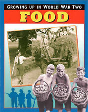 Catherine Burch Food (Growing Up In World War Two) Very Good Book