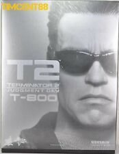 Hot Toys MMS117 Terminator 2 Judgement Day T-800 T800 Arnold Schwarzenegger 1/6