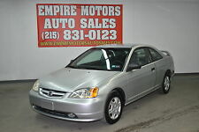 Honda : Civic LX Coupe 2-Door