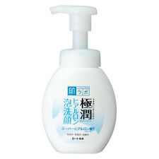 Rohto Hada Labo Gokujyun Super Hyaluronic Acid Face Wash Cleansing Foam 160ml
