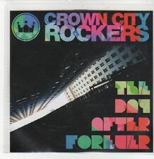 (DQ821) The Day After Forever, Crown City Rockers sampler - 2009 DJ CD