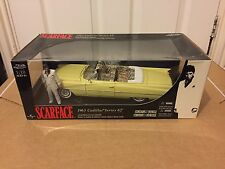 Scarface Diecast model car 1:18  1963 cadillac series 62  Jada