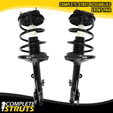 2001-05 Toyota RAV4 FWD Front Quick Complete Struts & Coil Spring Assembly Pair