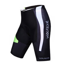 NEW Men's GEL Padded Cycling Tight Pants Cycle Sports Wear Bike Waist 36-39 Inch