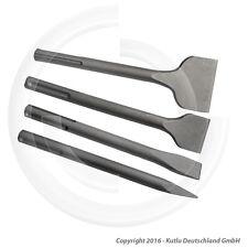 4x SDS Max scalpelli per Hilti TE-Y te500/50/504/505/54/55/60/72/74/75/76