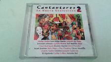 """CD """"CANTAUTORES LA NUEVA GENERACION 2"""" 2CD 35 TRACKS PRECINTADO MATIAS AVALOS"""