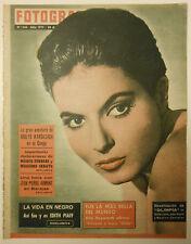 FOTOGRAMAS #634 1961 Elana Eden Edith Piaf Rita Hayworth Sophia Loren Fellini