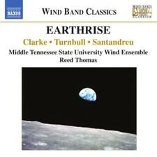 Earthrise - Thomas,Reed/MTSU Wind Ensemble - Clarke/Turnbull/Santandreu * CD*NEU