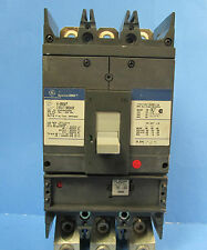 GENERAL ELECTRIC 3 POLE 400 AMP  WITH 250 A TRIP UNIT SGHA36AT0400  .....  VA-39