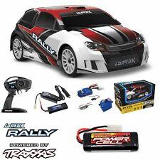 Traxxas LaTrax 1/18 Rally Car 4WD RTR Red w/ Battery / Charger + Extra Battery