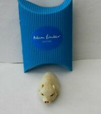 Adam Binder Editions Palm Charm Collection - Pig (Ivory Colourway)