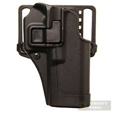 NEW Blackhawk Serpa CQC HOLSTER GLOCK 43 G43 RIGHT 410568BK-R FAST SHIP!!