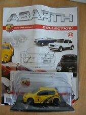 ABARTH COLLECTION 33 PUNTO SUPER 1600 RALLY 2002